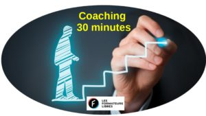 coaching technique 30 minutes par les formateurs libres
