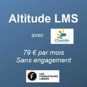 formule Altitude avec le LMS Chamilo